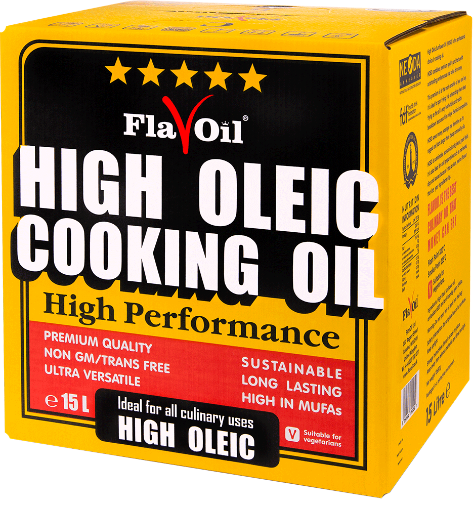 High Oleic Cooking Oil 15L